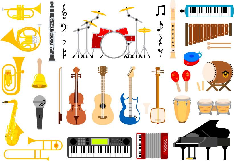 気軽に音楽を学びたい!そんな時には